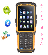 industrial gsm mobile phone barcode reader scanner pda TS-901