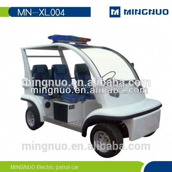 Smart 4 seat electric car MN-XL004A with CE certificate (China)