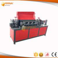 Good price rebar straightening machine and cutting machine for sale