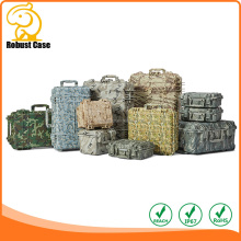 PP material Military Equipment Case with custom color