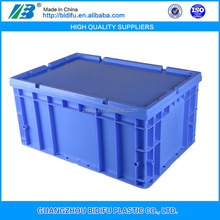 stack moving plastic storage box with lid plastic tote boxes with hinged lids mould manufacturer