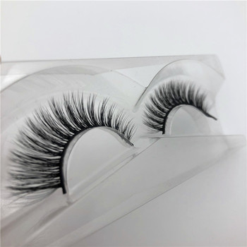 Qingdao best supplier 3D mink fur lashes from Alibaba best supplier