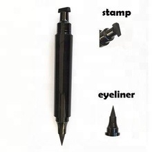 VereBeauty Winged Eyeliner Stamp Waterproof Smudge Proof Long Lasting eyeliner Vamp stamp Dual Ends Left and Right 2 Pens