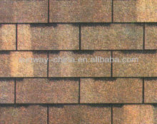 3 tab standard Asphalt Shingles in all kinds of colors