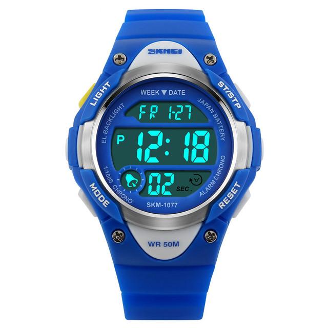 SKMEI best quality watch 50m waterproof sport digital watch for kids