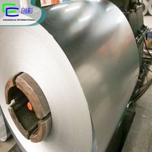 Good quality china galvanized steel coil density of galvanized steel coil