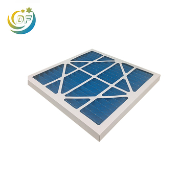 Hot selling merv filter pleated air filters HVAC Furnace