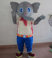 HOLA elephant mascot costume/animal costume adult