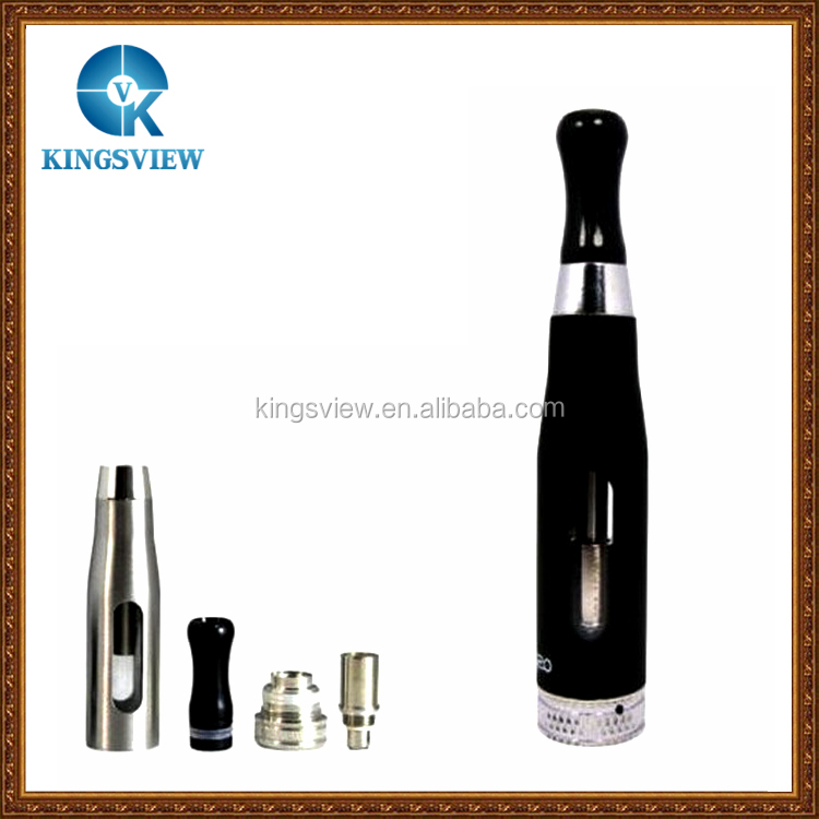 2014 hottest! kingsview e cig aspire bvc clearomizer bottom dual coil aspire ce5-s bdc