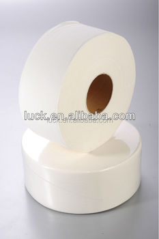 eco friendly green bamboo bagasse toilet paper rewinding Jumbo roll tissue