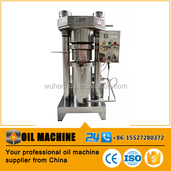 Stainless steel grape seed raisin seed grape-kernel hydraulic press ,hydraulic avocado oil making machines
