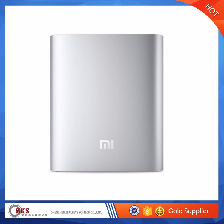 English version xiaomi power bank 10000mAh Supports from over-voltage power on sale