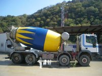 5 UnitIveco Concrete Mixer 10 m3