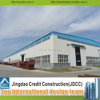 warehouse steel building prefabricated