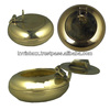 unbreakable brass ashtray
