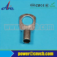 Auto Electrica Cable Copper Eyelet Ring Terminal
