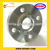 ansi b16.5 stainless steel A182 F51 31803 forged raised face Socket weld flange