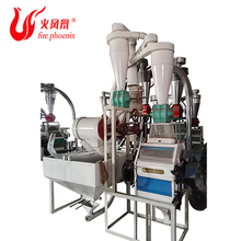 Hot Sale Small Dal Mill Corn Wheat Semolina Maize Flour Spare Part Milling Machine