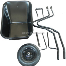 metal wheel barrow parts