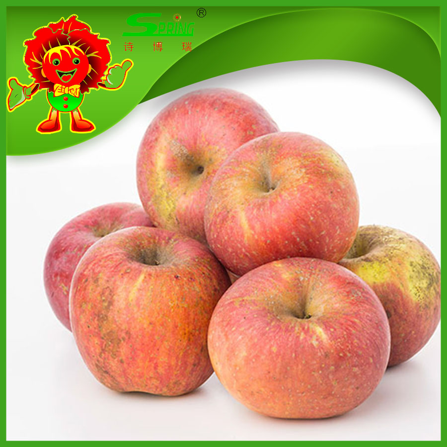 ORGANIC FRESH APPLES