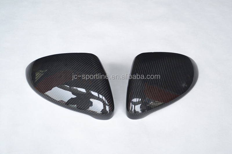 New Arrival Golf VII Mirror Cover For Volkswagen MK7 Carbon Side Mirror Caps Full Replacement