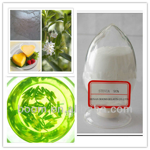 Food ingredient Natural Sweeter Stevia Extract Stevia Sugar