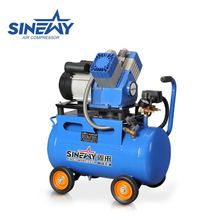Superior customer care continous running small portable air compressor
