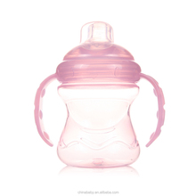 Wholesale Plastic Baby Sippy Cup plastic cup 200ml