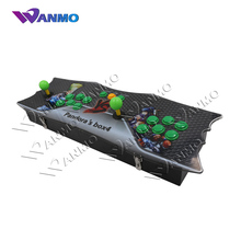 Hot sale game console Pandora's box4 645 in 1 arcade games with classical fighting game machine