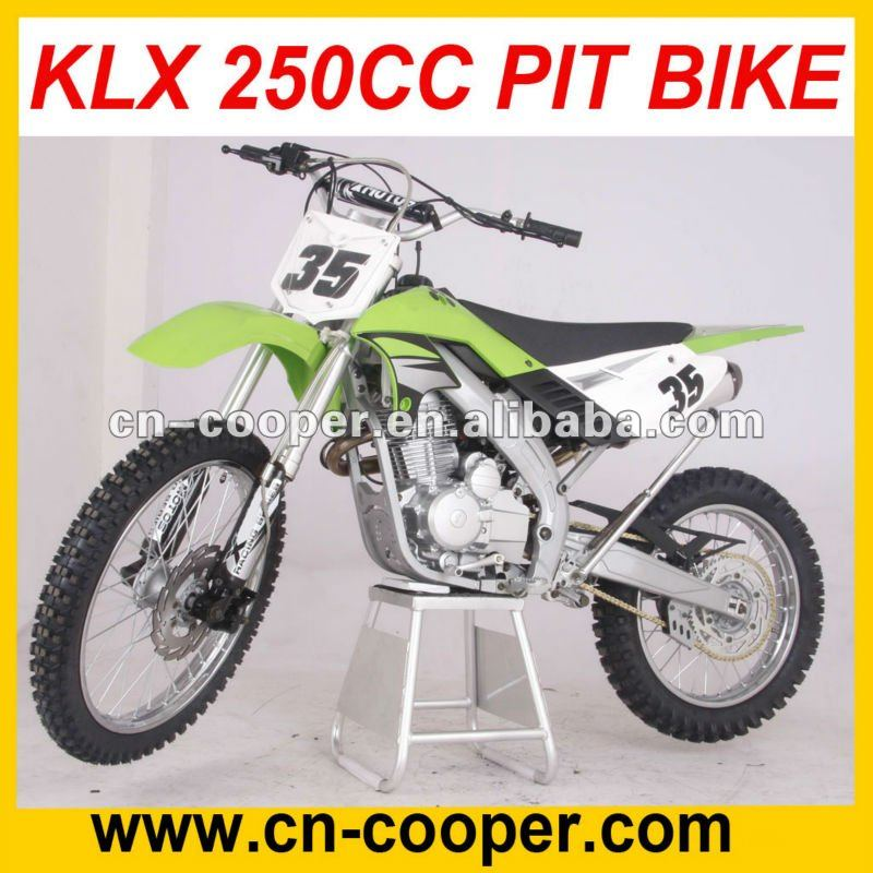 KLX 250cc Pit Bike(CPDB-242) Full Size