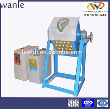 15-20 Minutes 5KG To 500KG Capacity Gold Melting Furnace Manufacturers