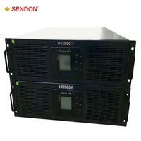 15kva Sine Wave Long Run Factory Directly On-line New 20kva 10kva High Frequency Rack Mount Single Phase 1kva Online Ups