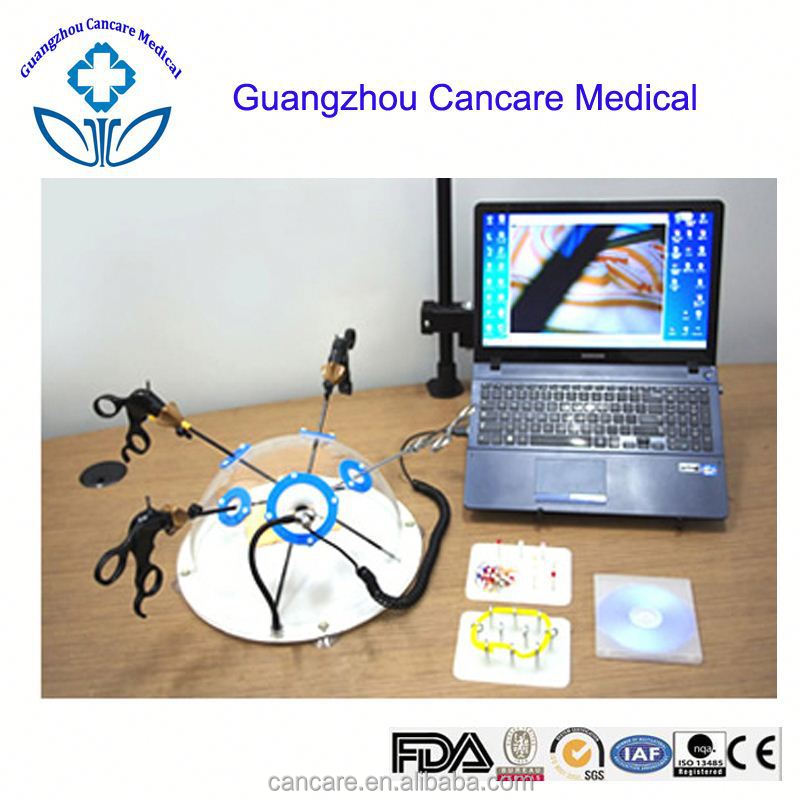 Best price laparoscopic trainer instruments china Supplier