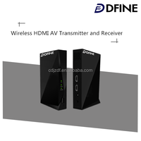 OEM/ODM Supply Lightweight IR Control 1080P micro wireless audio transmitter