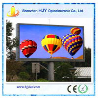 high definition P8 pantalla led al aire libre