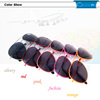 Free sample sunglasses aviator ,custom sunglasses factory with CE and UV 400