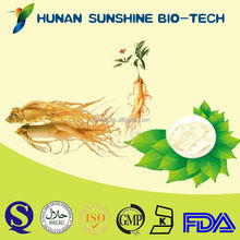 Organic Kosher no insecticide medicine for long time sex Korean Ginseng Root Extract Powder