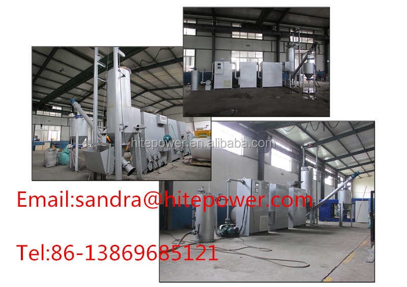 2x 20kw biomass gasifier with syngas generator