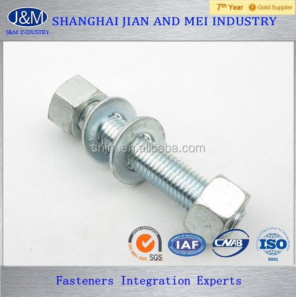 wholesale a193 b7 a194 2h bulk stud bolts and nuts