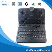 The Newest Fashion Design tablet leather keyboard case cover for lenovo thinkpad tablet
