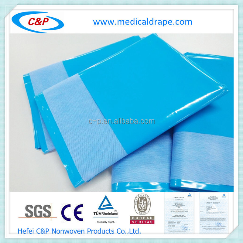 Blue Plastic Cover Machine Cover Operation Mayo Stand Cover