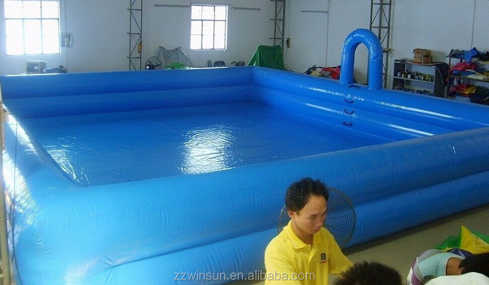 Inflatable large adult swimming pool for sale