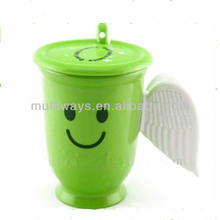 Cup Shape Money Box/Plastic Coin Box/Custom Money Coin Saving Box