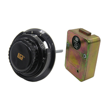 Cheap Price 3 Wheel Safe Combination Lock For Safes