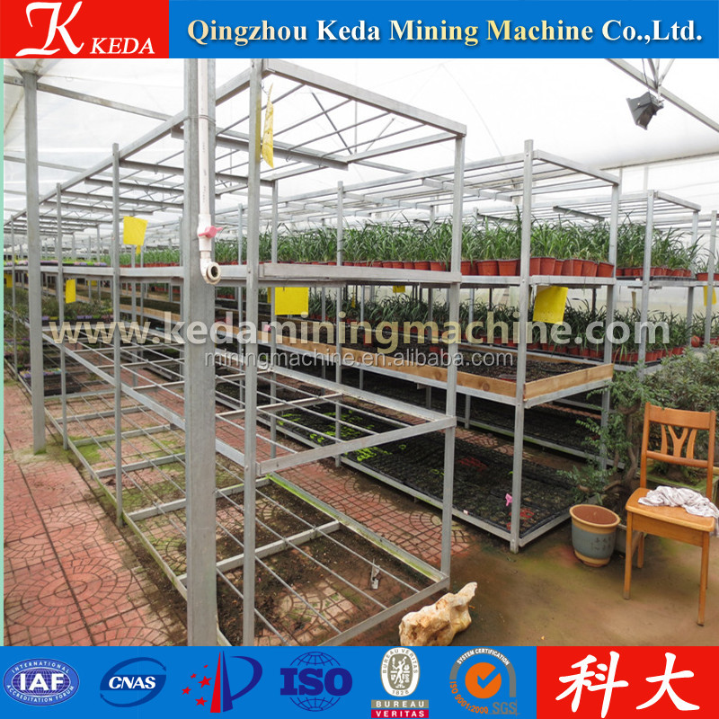 Commercial hydroponic green house for agriculture