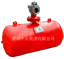 impulse air cannon / air blaster used for silo , hopper , coal bunker