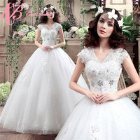 Guangzhou Factory Cheap Wholesale Wedding Dress 2018 Luxury Bridal Gown