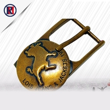 2016 Zhongshan custom design metal large belt buckle