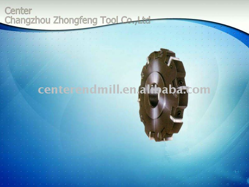 carbide side milling cutter