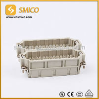 SMICO HEE-092 2 ways rubber moulded brass